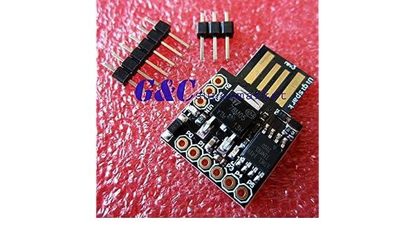 Digispark Kickstarter Micro General USB DevelopmentBoard For ATTINY85 NS