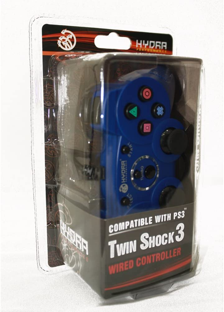Amazon.com: HYDRA PERFORMANCE® CostBuy PS3 WIRED CONTROLLER FOR SONY ...