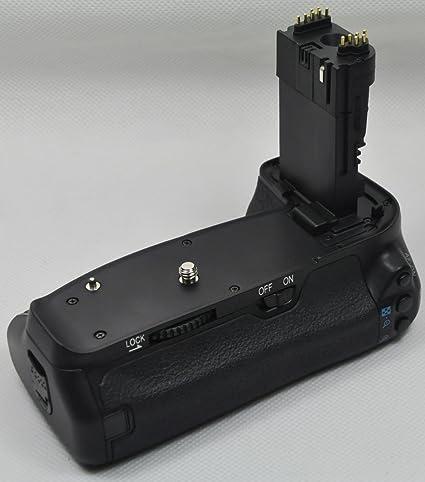 Profesional BG-E9 Batería Grip + 2 LP-E6 Baterías para Canon EOS ...