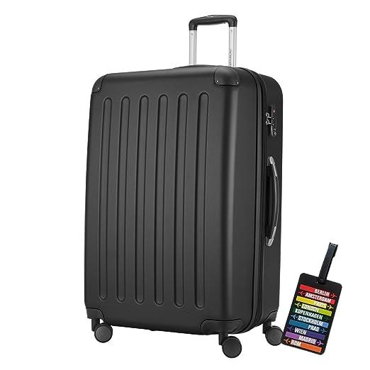 110 opinioni per Hauptstadtkoffer® Valigia (128 litri) con un lucchetto TSA Seria SPREE (Colore