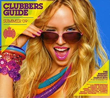 Ministry of sound clubbers guide summer 2009 2 disc music cd album.