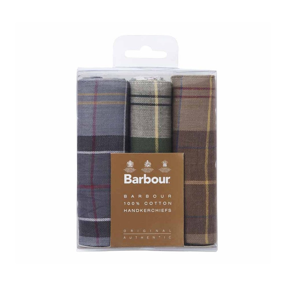 Barbour Handkerchief - One Size, TA12 Handker1
