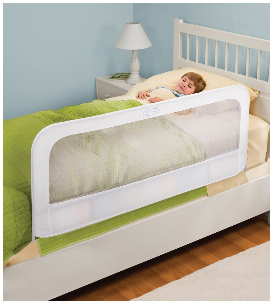 Amazon Summer Infant Sure And Secure Bedrail White Childrens Bed Safety Rails Baby