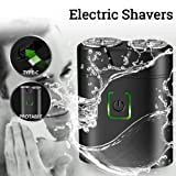Mini Electric Shavers For Men Waterproof Shaving