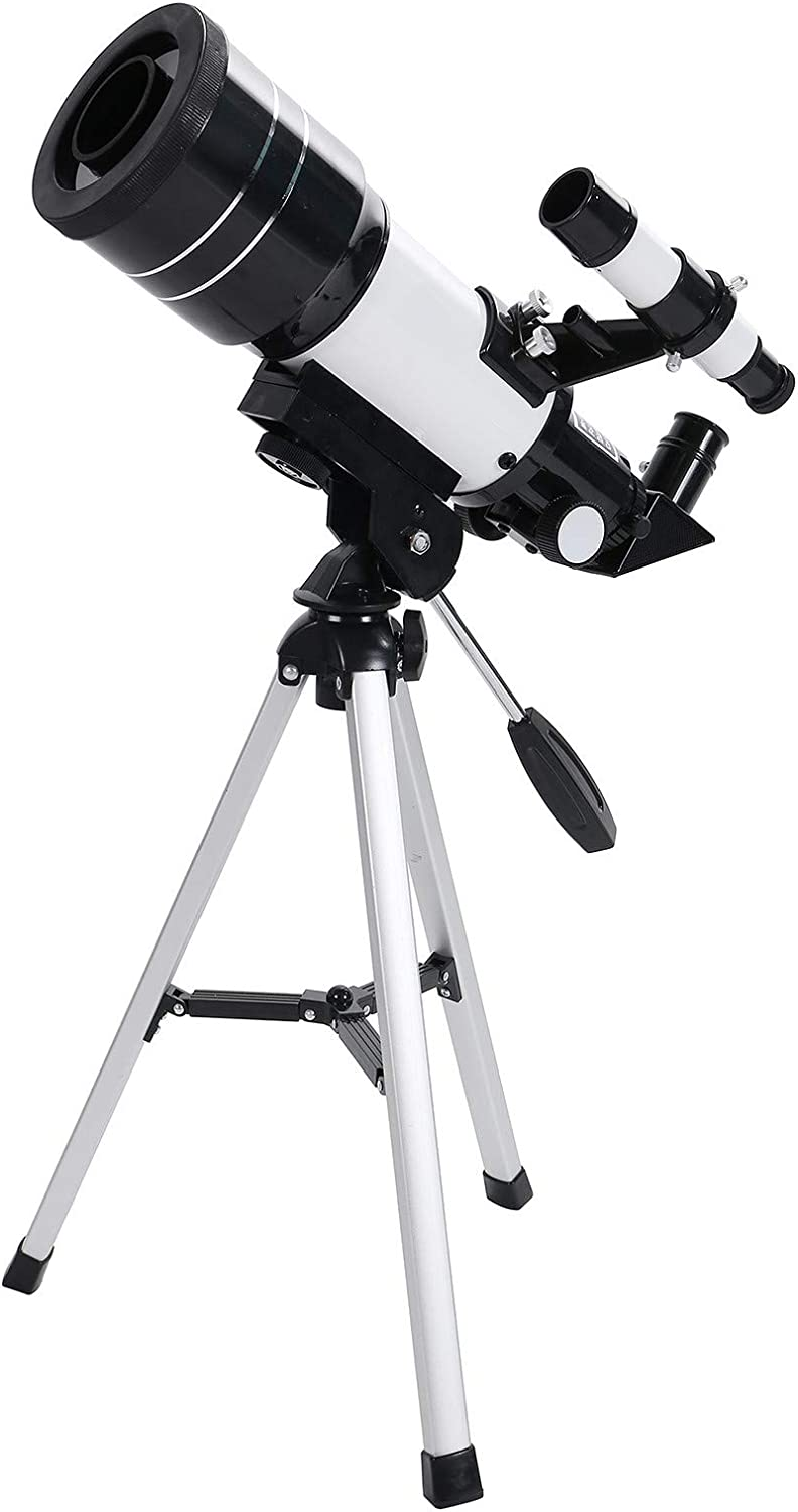 WHSHINE Telescopes for Adults Students,Astronomy Telescope for Kids Beginners, Professional Stargazing High Magnification High Definition Astronomical Telescope