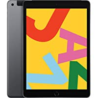 Nuevo Apple iPad (10,2 pulgadas, Wi-Fi + Cellular, 128GB) - Gris Espacial