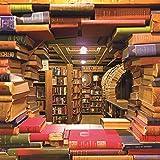 Springbok Puzzles Book Shop Jigsaw Puzzle (500 Piece)