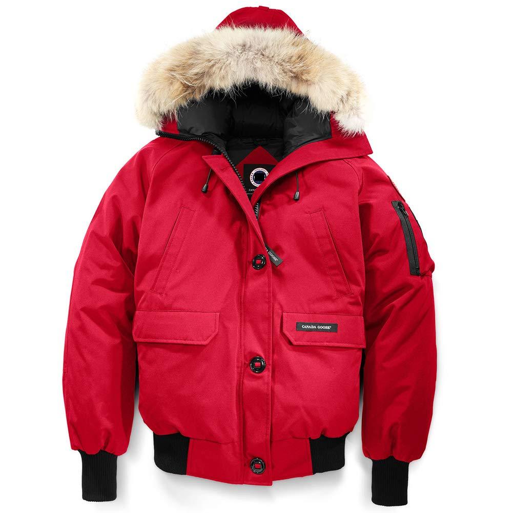 599133472 Amazon.com: Winter Goose Down Women's Canada Chilliwack Bomber ...