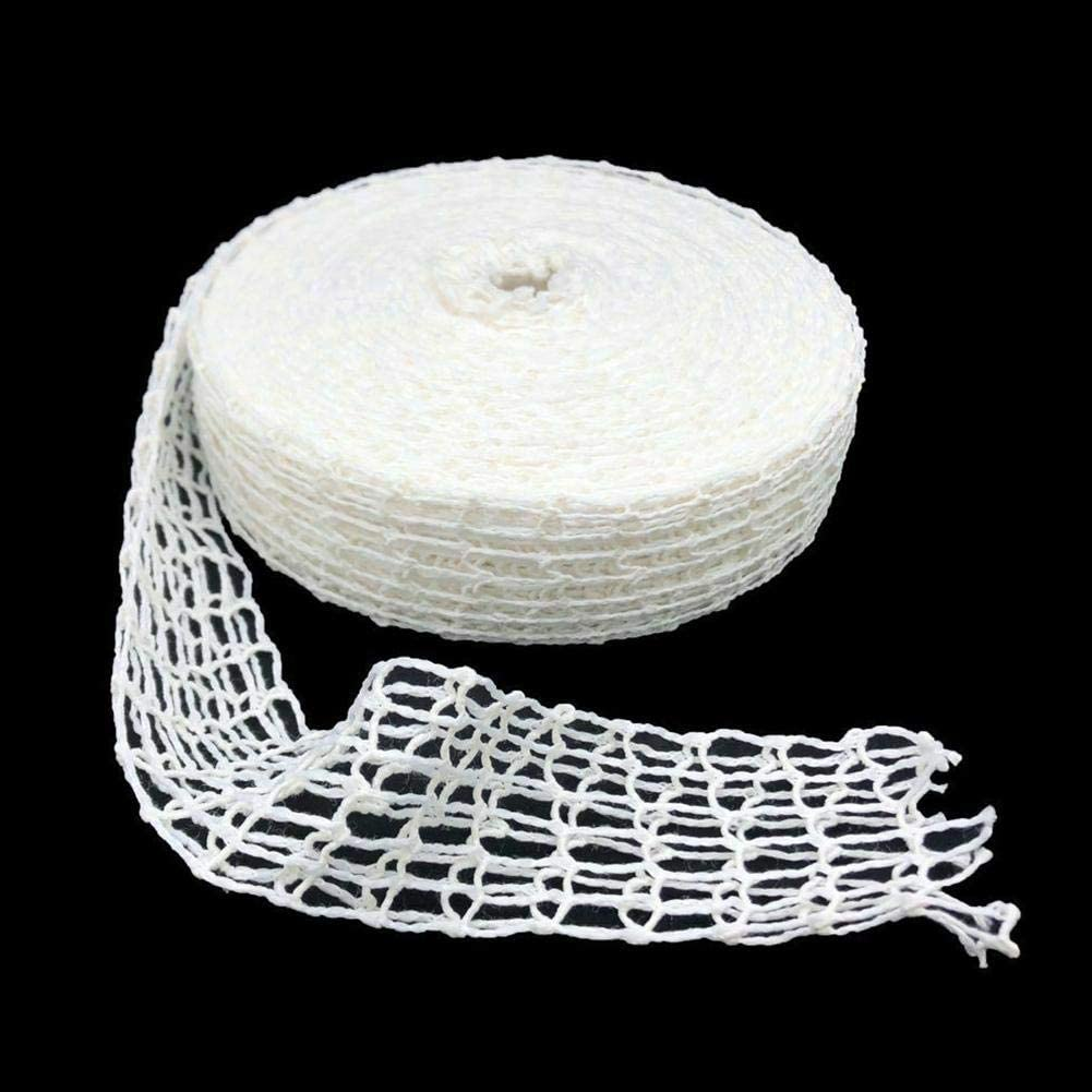 01# karrychen 1//3 Meters Cotton Meat Net Ham Roast Sausage Net Butchers String Roll Cooking