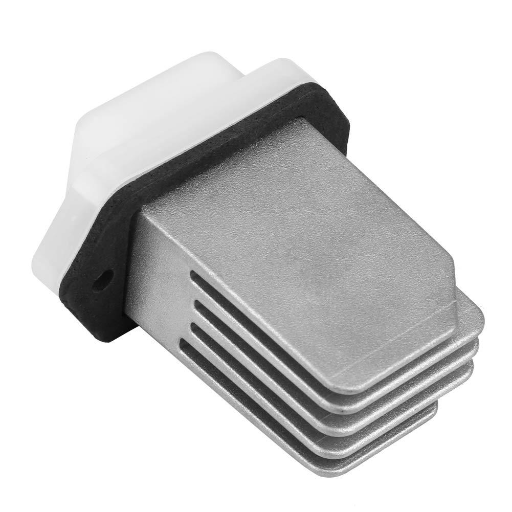 EBTOOLS Resistor del Motor del Ventilador Resistor del Ventilador del Interruptor del Motor del Ventilador del Radiador de Enfriamiento del Motor del Coche para el Pionero 2014-2016