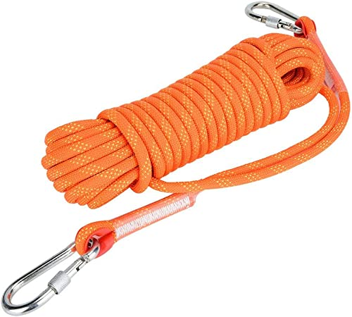 Bnineteenteam Cuerda de Escalada Exterior Cuerda rapel de ...