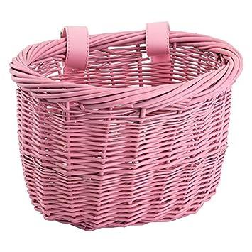 Sunlite Willow Bushel Strap-On Basket