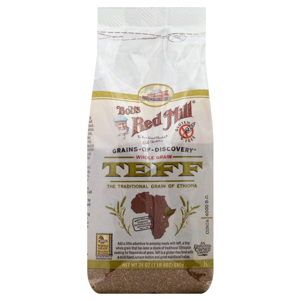 Bobs Red Mill Teff Whole Grain Gf
