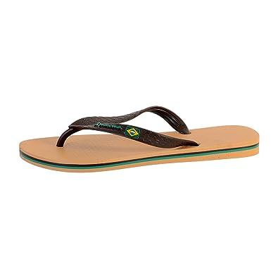 63b46bfe38a Ipanema Tong Classic Brasil 2 AD  Amazon.fr  Chaussures et Sacs