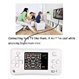 QINGSHE Retro Handheld Game Console for