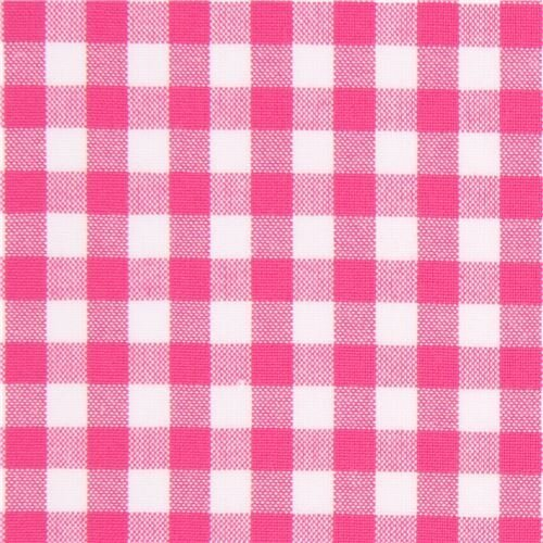 Gingham Table (fdm Tablecloth linen plaid dinner summer dining picnic throw blanket table cover gingham buffalo bohemian checkered table cloth cotton machine washable 64x64 inch hot pink)