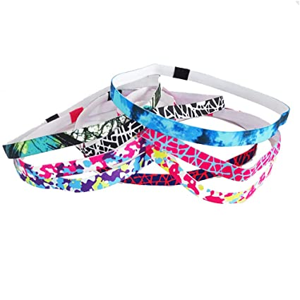 24877ed7419e Image Unavailable. Image not available for. Color  Calbeing Sweat Bands  Headbands ...