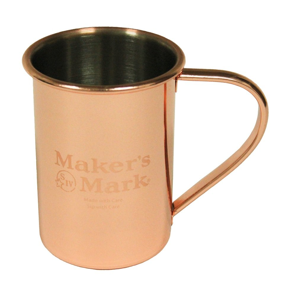 Makers Mark Copper Moscow Mule Mug