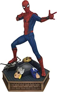 DIAMOND SELECT TOYS Marvel Premier Collection: Spider-Man Homecoming Resin Statue