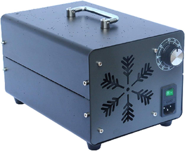 LCSD Purificador de Aire Ozono 5000mg / H Comercial Purificador De Aire De Ozono Generador Portátil Desodorante del Esterilizador De La Máquina con El Temporizador For El Hogar, Automóviles Y Indus