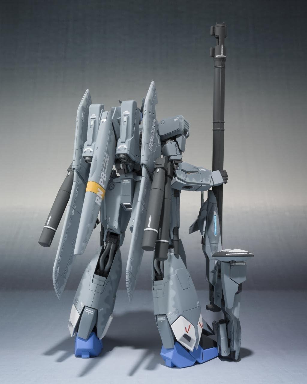 ロボット z メタル ガンダム 魂