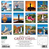 Lighthouses of the Great Lakes 2022 Wall Calendar