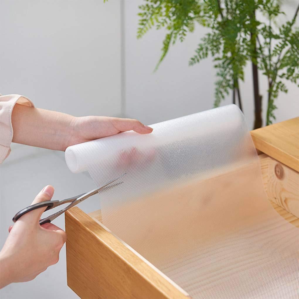Klar PVA Schublade Liner Küchenschrank Mat Kabinett Tisch Schutz ...