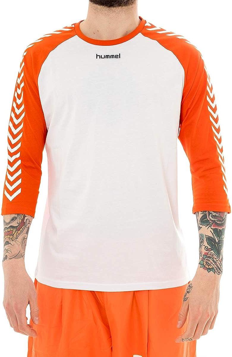 Hummel T-Shirt Hombre HML Andreas 203708.9001: Amazon.es: Ropa y ...