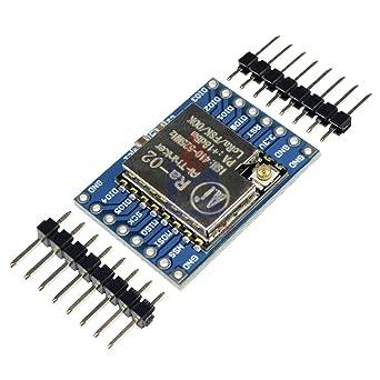 433MHZ SX1278 LoRa Module 433M 10KM Ra-02 Ai-Thinker