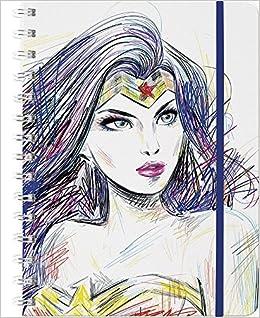 2019 Wonder Woman Weekly Note Planner: Trends International ...
