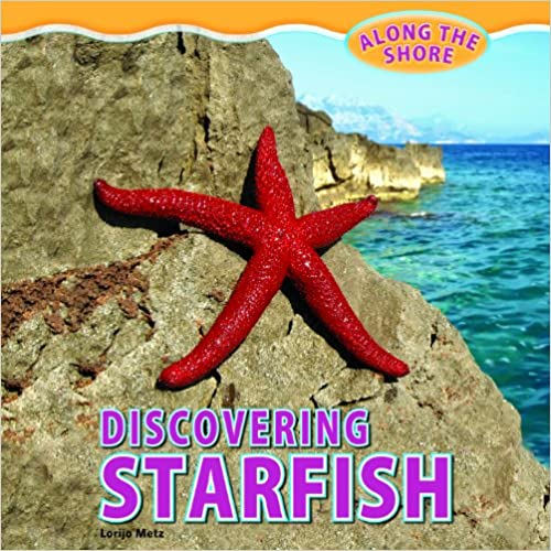 Discovering Starfish (Along the Shore (Powerkids))