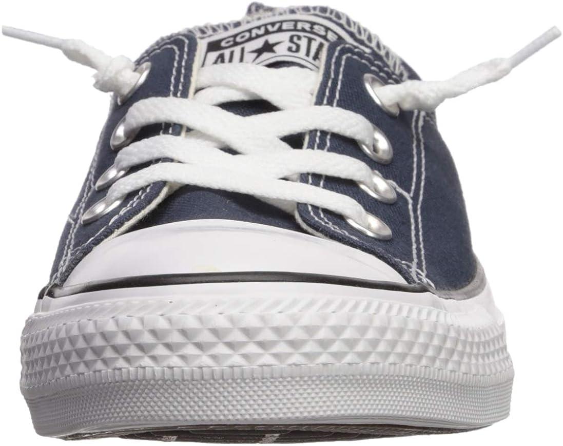 Converse Women's Shoreline Slip on Sneaker Athletic Navy
