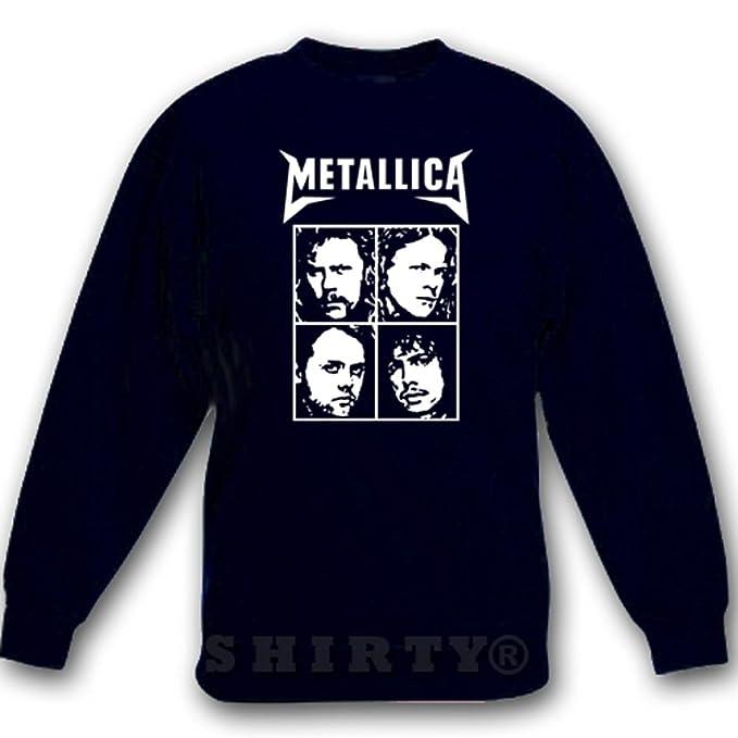 Metallica 3 - para-camiseta - Negro - S a 5XL - 1110: Amazon.es: Ropa y accesorios