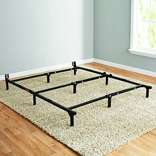 Adjustable Bed Frames, Metal, 75