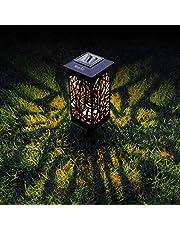 OxyLED Garten Solar lichter,Solargarten Weg beleuchtet im Freien,8 pack solarbetriebene LED Garten Bahn Lichter,dekorative Landschaftsbeleuchtungs Fahrstraßen Sicherheits Lichter Garten Patio Rasen