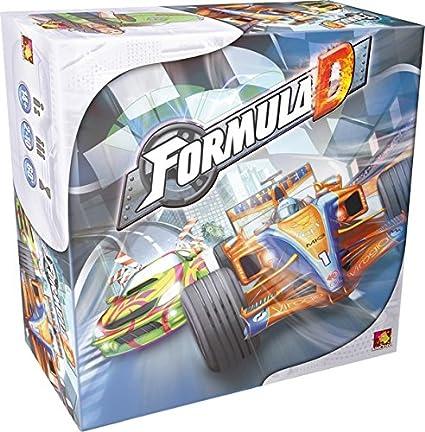 Asmodée - Juego de tablero, 2 a 10 jugadores FD [Importado]: Amazon.es: Juguetes y juegos