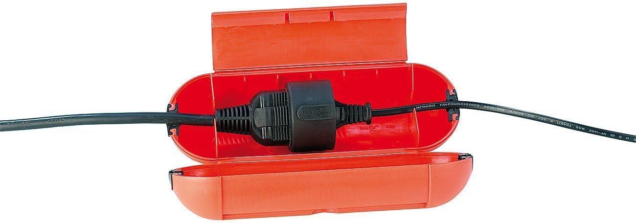 Electraline 360000000 Caja de Protección para Enchufes y ...