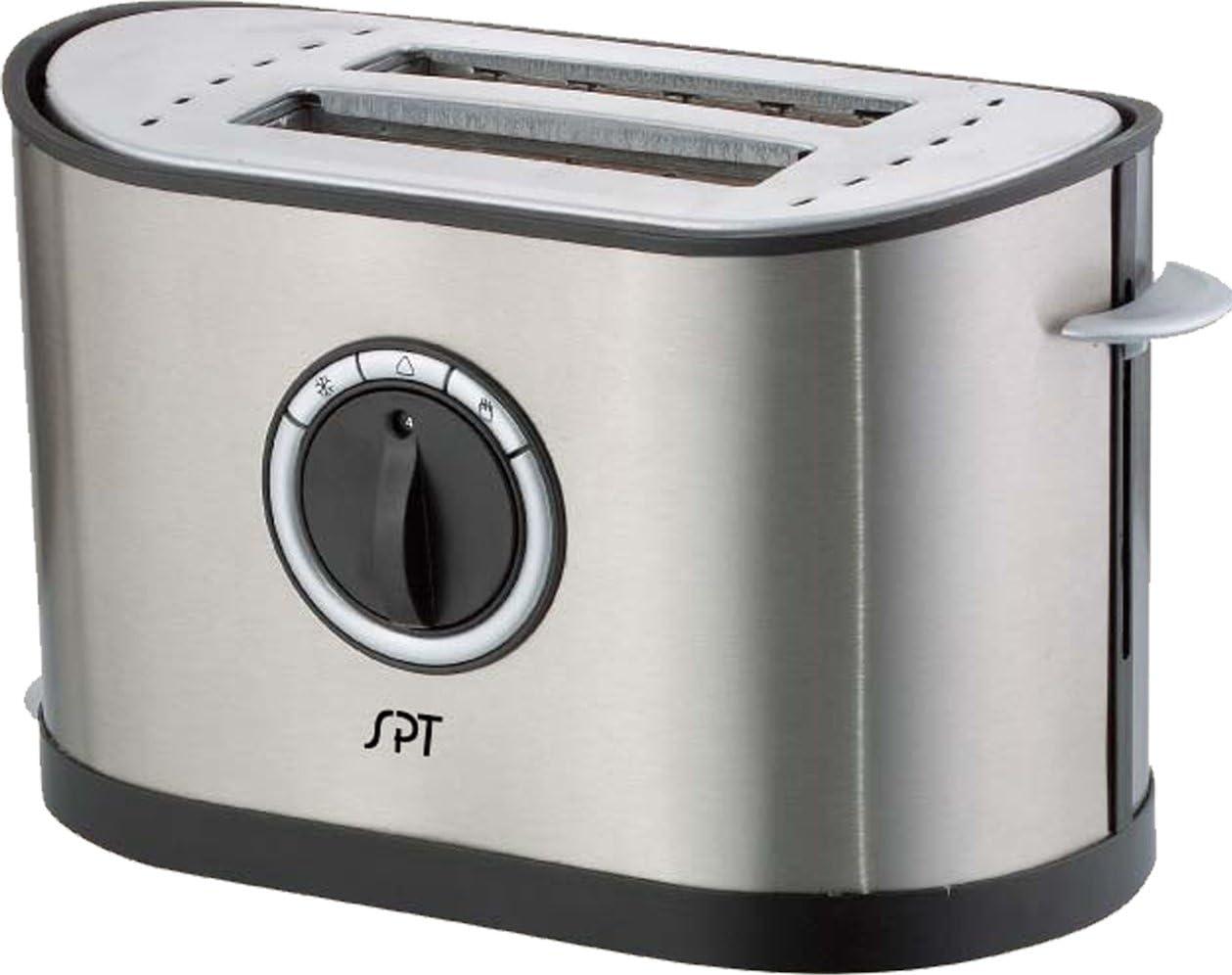 2-slot Stainless Steel Toaster