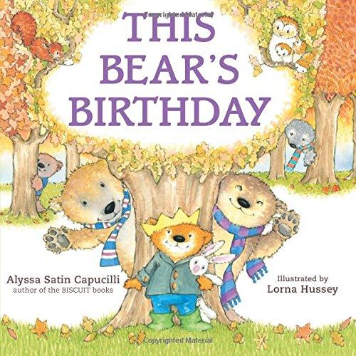 This Bear's Birthday - This Bear