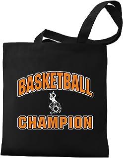 Eddany Basketball champion Sac Cabas