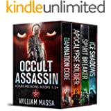 Occult Assassin: Dark Missions (Books 1-3)
