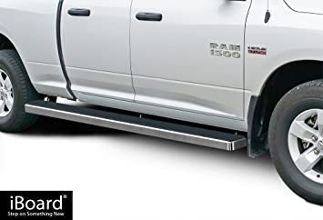Ram 1500 Running Boards >> Amazon Com Wheel To Wheel W2w Iboard Running Boards Nerf Bars