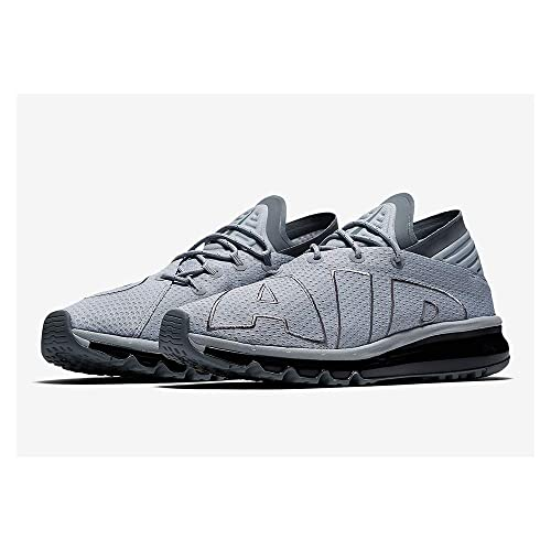 buy popular 065ea 8ce41 Nike Air Max Flair, Sneaker Uomo Wolf Grey-Cool Grey-Black 42 EU