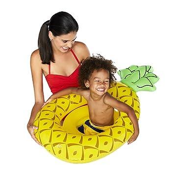 Yool Flotador De Natación De Bebé Flotador De Asiento De Bebé Flotador Inflable, Donut,
