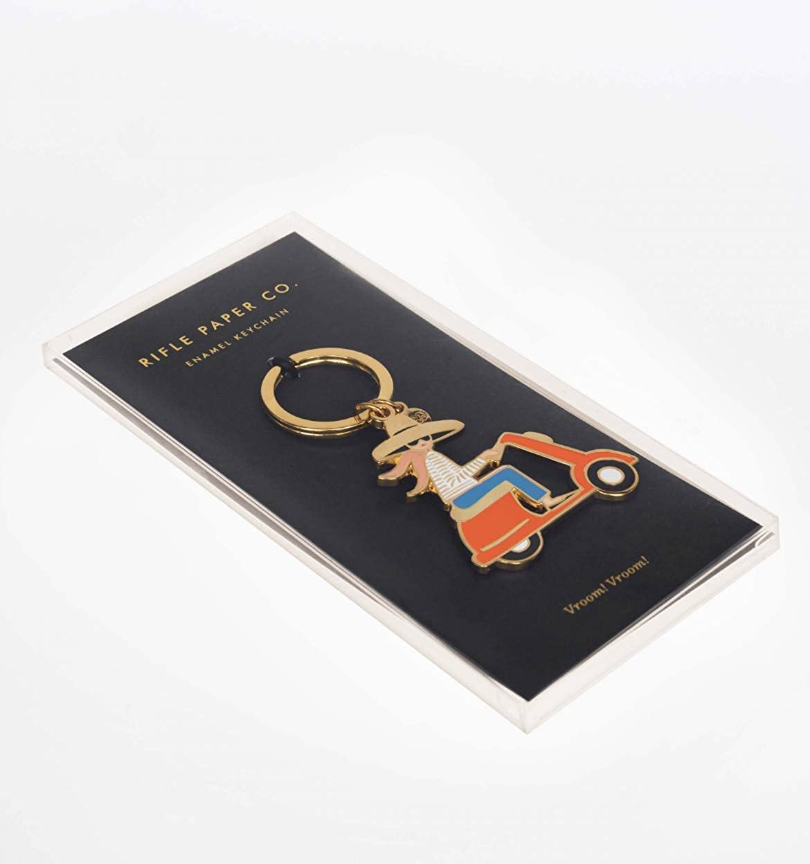 Rifle Paper Co. Keychain Scooter