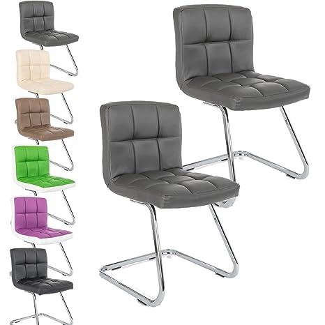 Set da 2 sedie per cucina / ufficio / conferenza / sala da pranzo ...