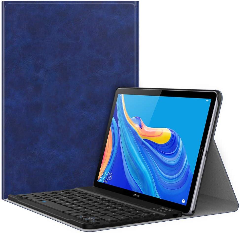 Funda + teclado con Huawei MediaPad M6
