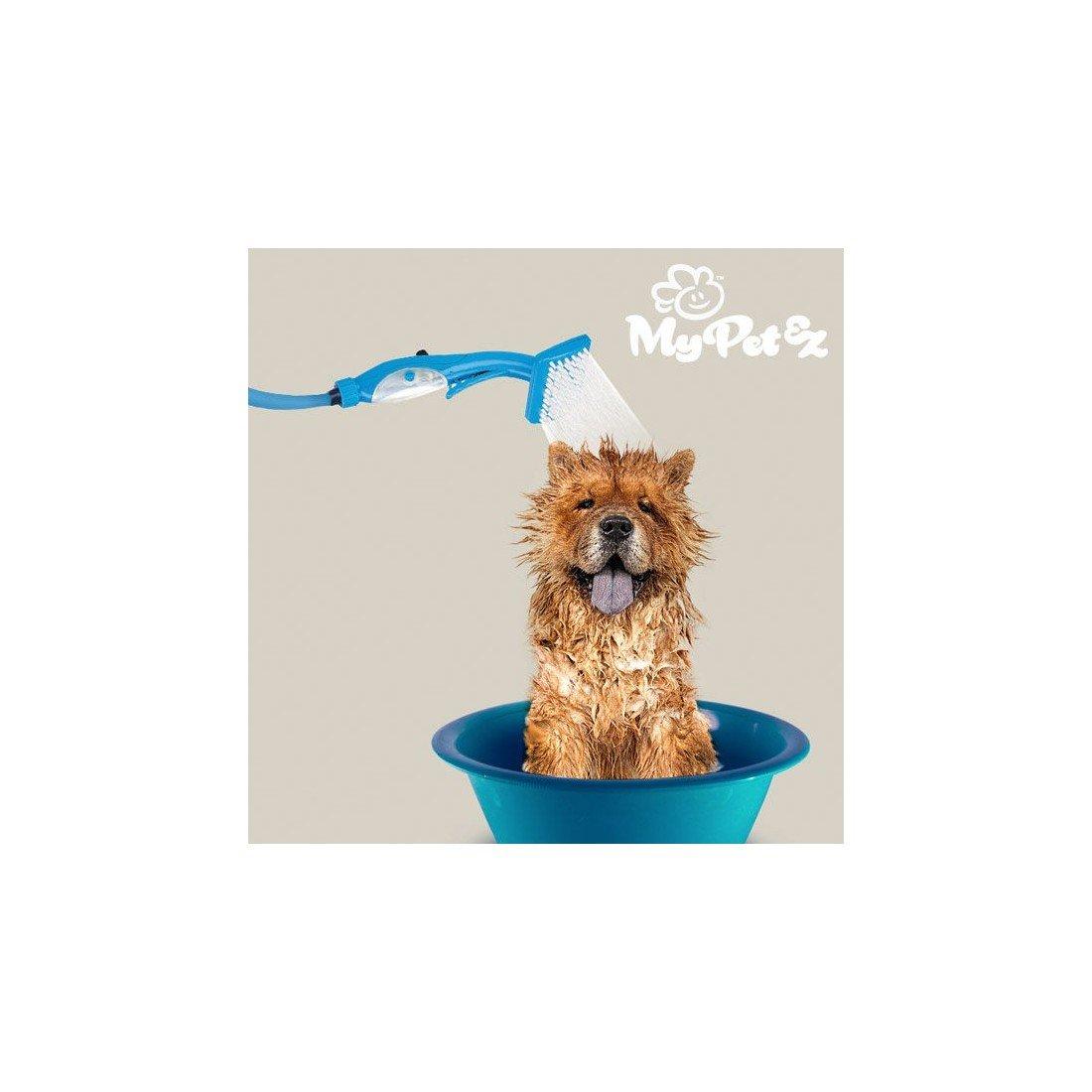 1 Unidad My Pet Ez Cepillo para Manguera para Mascotas