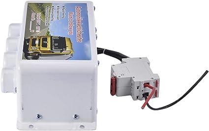24V , An Bord Parkplatz Elektrische Heizung Tragbare elektrische Defroster F/ür W/ärme Auto 4-Loch Handw/ärmer Beinw/ärmer Glas Defroster pegtopone Auto Heizung 12V