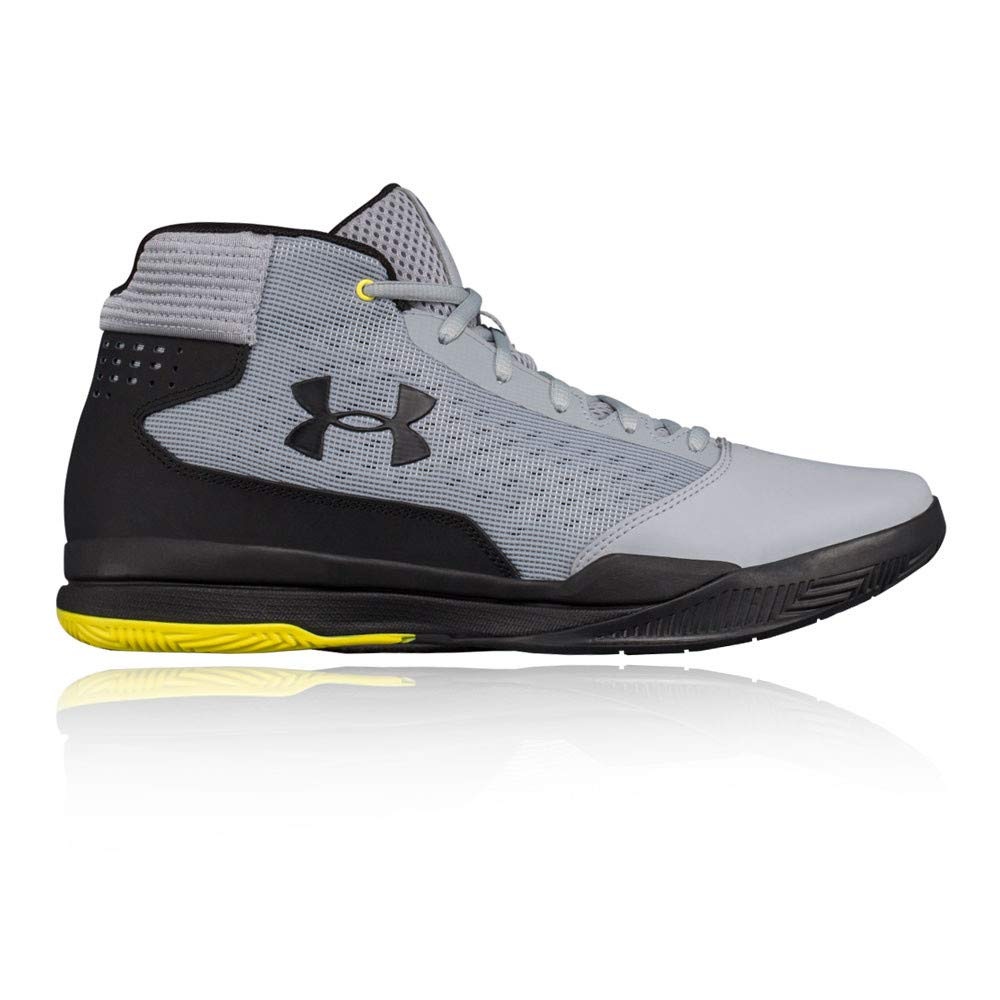 70fa652c Under Armour Jet 2017 1300016-941, Zapatillas para Hombre, (Black,Grey  001), 47 EU: Amazon.es: Zapatos y complementos